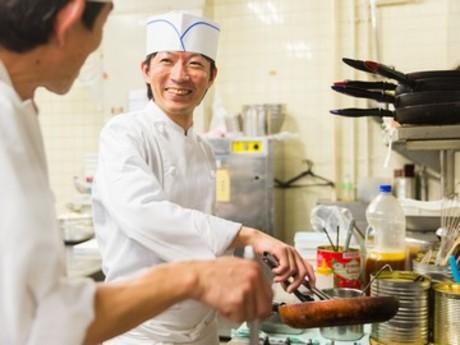 病院内レストランで本格的なお料理を提供します。「調理師」を大募集!