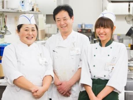 料理好きも包丁を握ったことがない方も大歓迎!病院ご利用者様の元気を支える調理補助スタッフを募集!