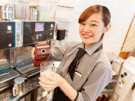 【未経験OK×病院内カフェ!】「人と話すことが好き」「カフェで働いてみたい」そんな方もぜひ